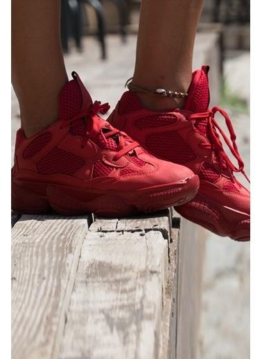 Shoes1441 Sneakers Kırmızı